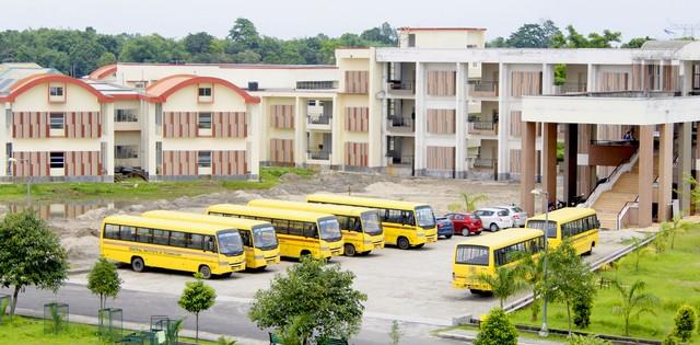 CIT Kokrajhar Transport Facility