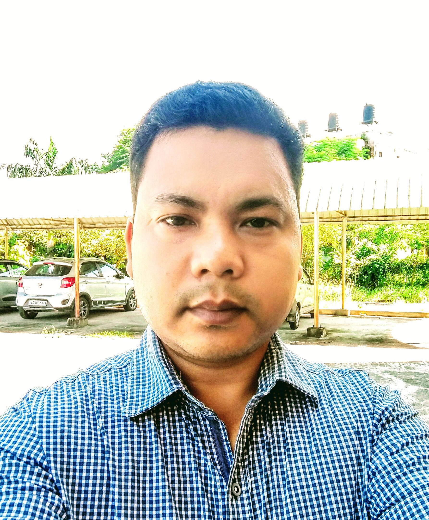 Dr. Sahalad Borgoyary